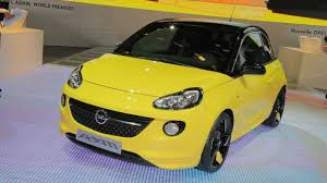 opel adam buick 2013 opel adam u2013 could come to the us as a buick 2012 paris auto