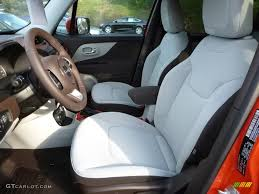 jeep renegade grey bark brown ski grey interior 2016 jeep renegade latitude 4x4 photo