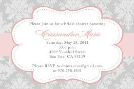 Make Your Own Bridal Shower Invitations Bridal Shower Invitations Cheap Reduxsquad Com