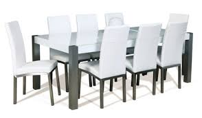 Dining Suites Dining Tables And Chairs Focus On Furniture - Black and white dining table with chairs