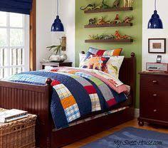 Dino Comforter Set By Kas Kids  Cotton Bed Bath  Beyond - Dinosaur kids room