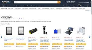 when is black friday on amazon uk amazon uk black friday deals page 5 u2013 net veille systems