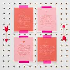 colors that compliment pink galentine u0027s day printables for the ann perkins leslie knope in