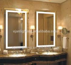 Backlit Mirror Bathroom by Backlit Bathroom Mirror Rectangle 40 X 24 In Products