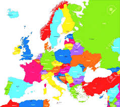Continents And Oceans Map Kids Map Of Europe For Map Of For Kids Roundtripticket Me