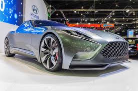 hyundai supercar photo collection hyundai genesis coupe concept