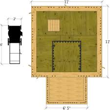 haunted house playhouse plan 250ft wood plan for kids u2013 paul u0027s