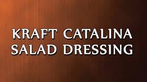kraft catalina salad dressing recipes easy to learn youtube