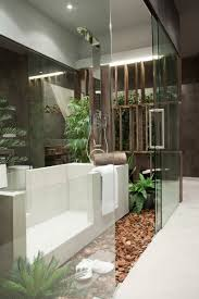 Glass Partition Walls For Home by Bathroom Green Bedroom Ideas Glass Wall Partition White Tub