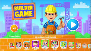 builder game construction puzzles u0026 tools for kids youtube