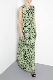 cheap u0026 chic leopard print cotton maxi dress by moschino cheap