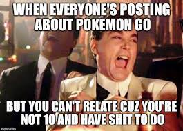 Pokemon Kid Meme - dae pokemon go is for kids lewronggeneration