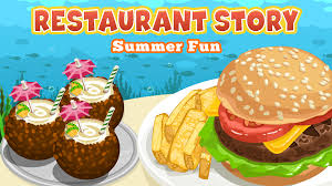 restaurant story summer fun 1 5 5 8 apk download android casual