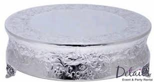 14 inch cake stand details party rental cake stand wedding dessert stand wedding