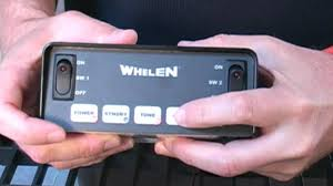 whelen siren light controller whelen gamma2 self contained siren youtube