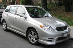 toyota american models toyota matrix information and photos momentcar