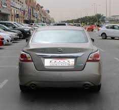 nissan altima yalla motors used nissan altima 2 5 s 2016 car for sale in doha 719377