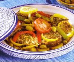 cuisine tunisienne poisson recette tajine de poisson