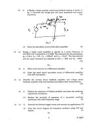 electronic circuits question bank pdf clap switch circuit