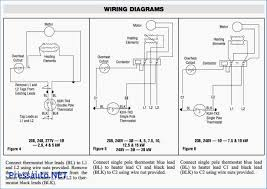 electric baseboard heater thermostat wiring diagram wiring diagrams
