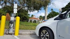 nissan leaf free charging ev charging network leaders are cleantechnica
