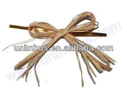 raffia bows raffia bow with twist tie alleghany trees