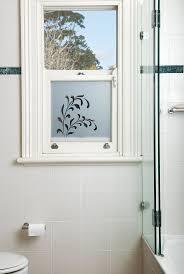 ideas bathroom window film regarding artistic privacy window