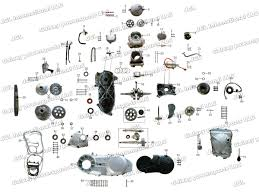gy6 engine parts diagram gy6 wiring diagrams instruction