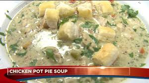 cr ence cuisine d inition cr ike from bar louie shares the recipe for chicken pot pie soup