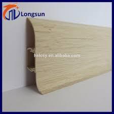 Laminate Flooring Skirting Board Trim Pvc Hdf Mdf Skirting Board Pvc Hdf Mdf Skirting Board Suppliers