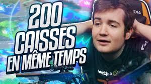 Meme Temps - ouvrir 200 caisses en m繩me temps cs go case opening youtube