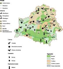 map of belarus belarus economic map order and belarus economic map