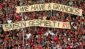 fussball sprüche lustig post richtig lustige spruchbänder banner im stadion