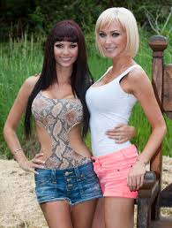 jessica jane clement and emily scott from reality show i u0027m u2026 flickr