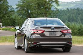 camry 2018 toyota camry hybrid review not your mom u0027s toaster the