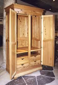 Wood Armoire Wardrobe Cedar Armoire Wardrobe Simple Value Cedar Armoire With Cedar
