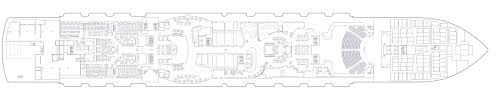 Deck Floor Plan by Deck Plans Select Your Stateroom Msc Seaside Msc Cruises