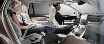siege confort voiture volvo un siège en moins pour du luxe en plus automobile