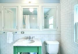 Bathroom Medicine Cabinet Mirrors Vanity Mirror Medicine Cabinet Recessed Vanity Mirror Cabinet