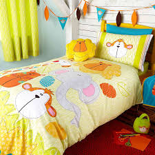 kids safari friends bed linen collection dunelm new baby room
