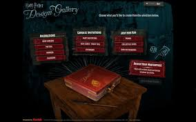 Software For Invitation Card Design How To Make Fun Harry Potter Printables With Kodak Design Gallery