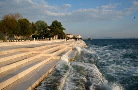 this organ in croatia uses the sea to make beautiful music