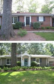 Custom Curb Appeal - 127 best curb appeal images on pinterest exterior remodel house