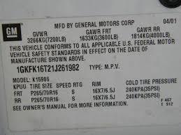 00 01 02 chevy tahoe suburban gmc yukon controlador maestro