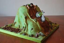 motocross bike cake 15 mountain biking cakes perfect for those who eat