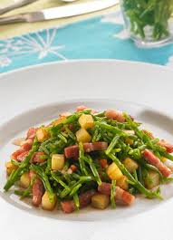 salicorne cuisine salicorne saveol
