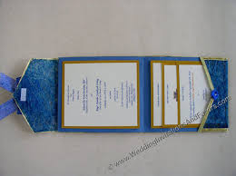 Folded Wedding Invitations Pocket Fold Wedding Invitations Philippines