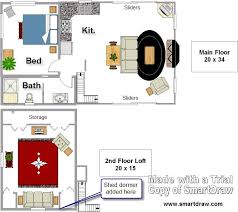 floor plans for cabins 16 x34 with loft plus 6 x34 porch side 129 best floor plans images on log houses small houses