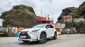 lexus on vogue tires test lexus nx200t business 4x4 english subtitled youtube