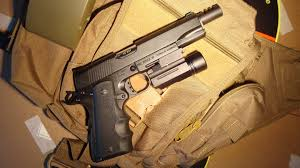laser light combo for glock 22 a budget alternative flashlight laser pistol combo almost youtube